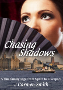 Chasing Shadows by J Carmen Smith