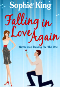Falling in Love Again by Sophie King