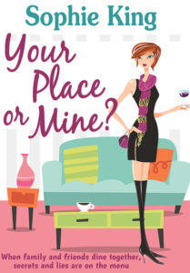 Your Place or Mine by Sophie King
